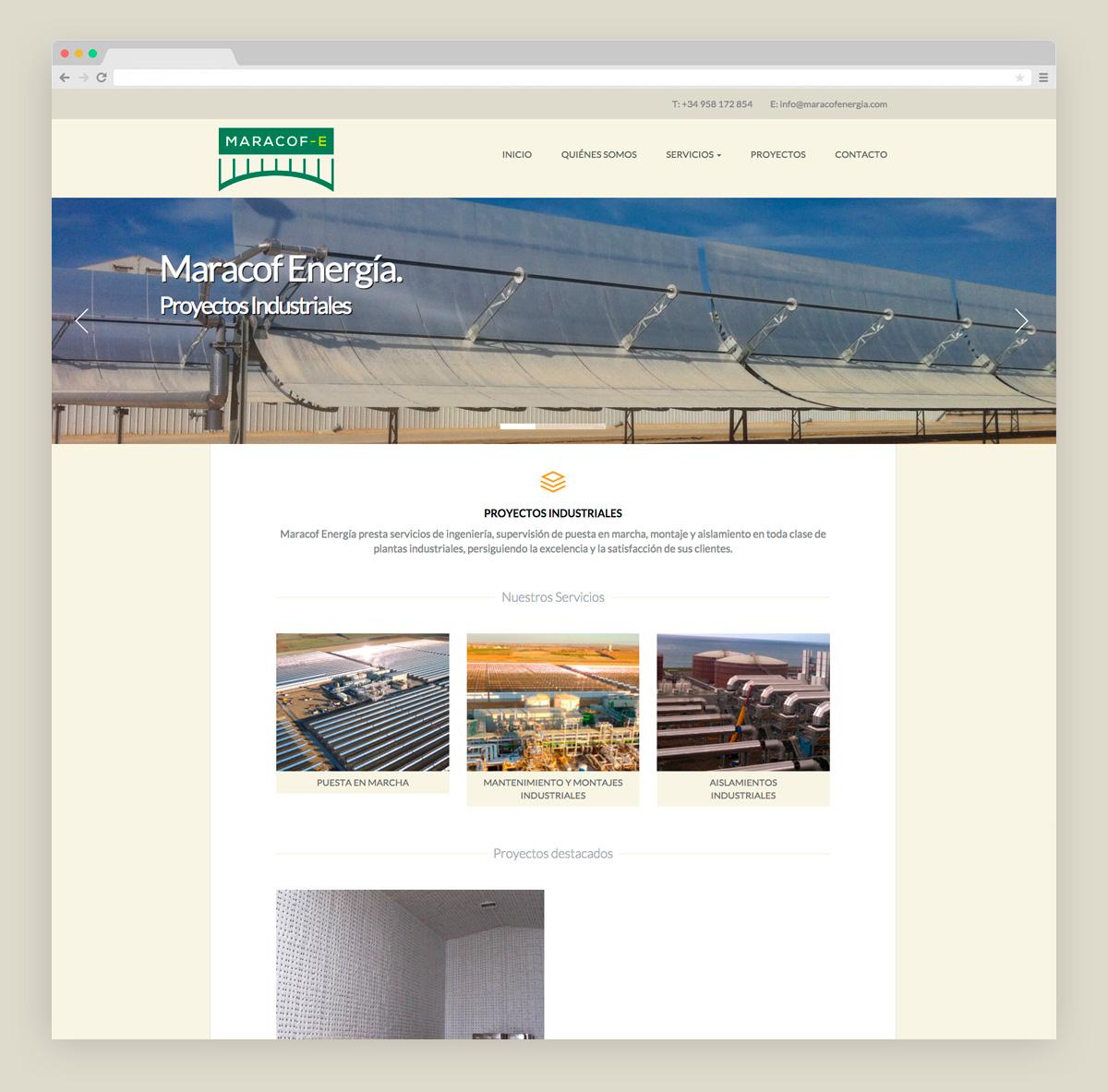Imagen adicional 1 del proyecto Maracof Energía