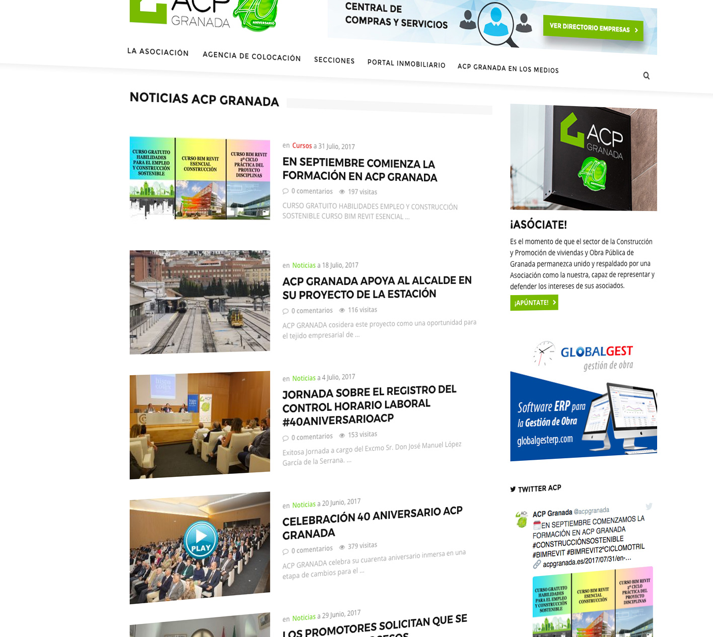 Imagen adicional 3 del proyecto Asociación de Constructores y Promotores de Granada