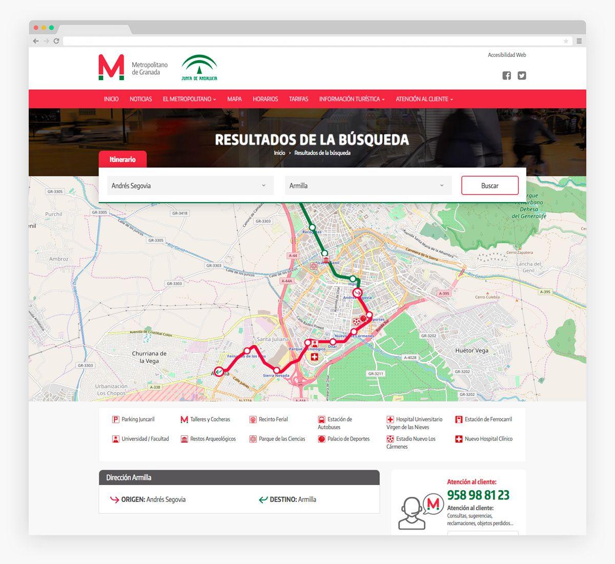 Imagen adicional 2 del proyecto Metropolitano Granada