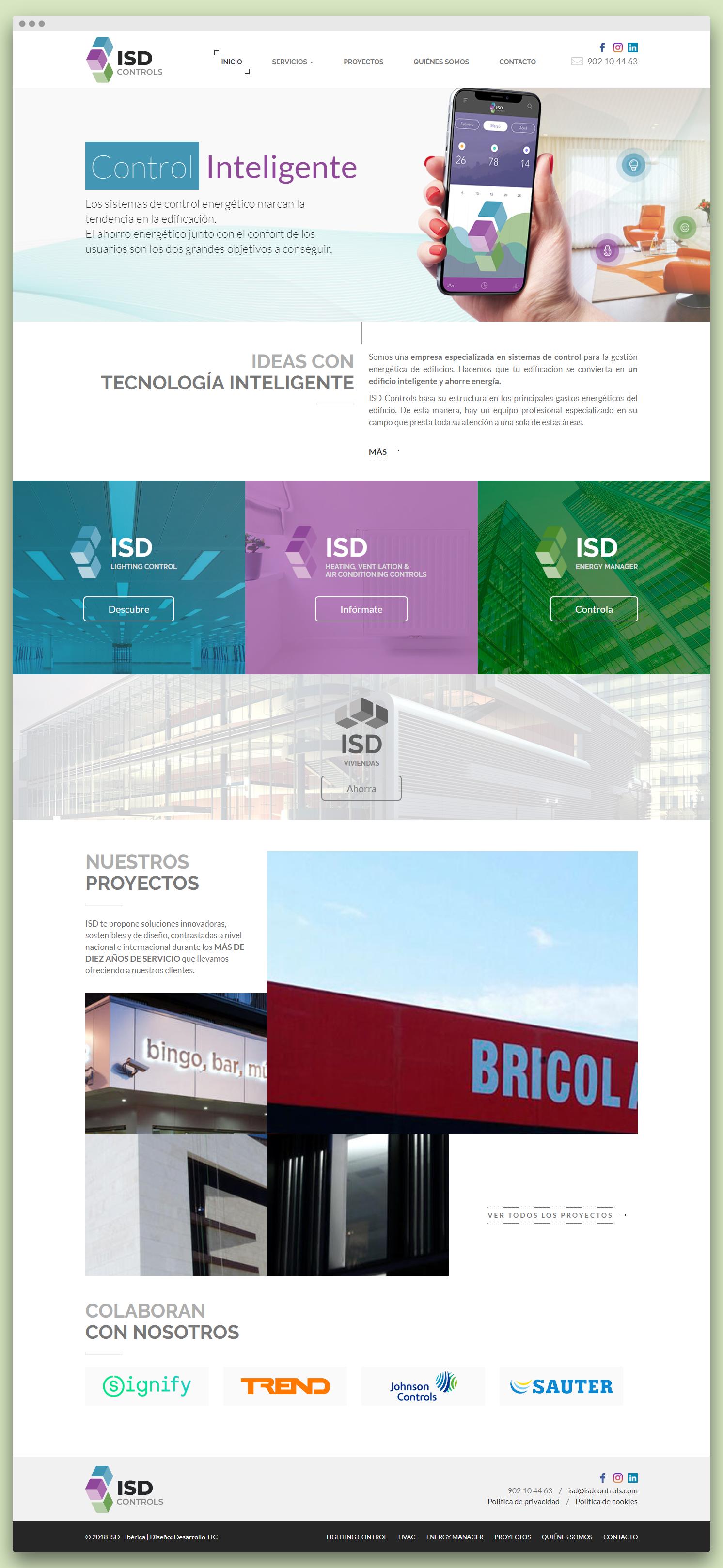 Imagen adicional 1 del proyecto ISD Controls