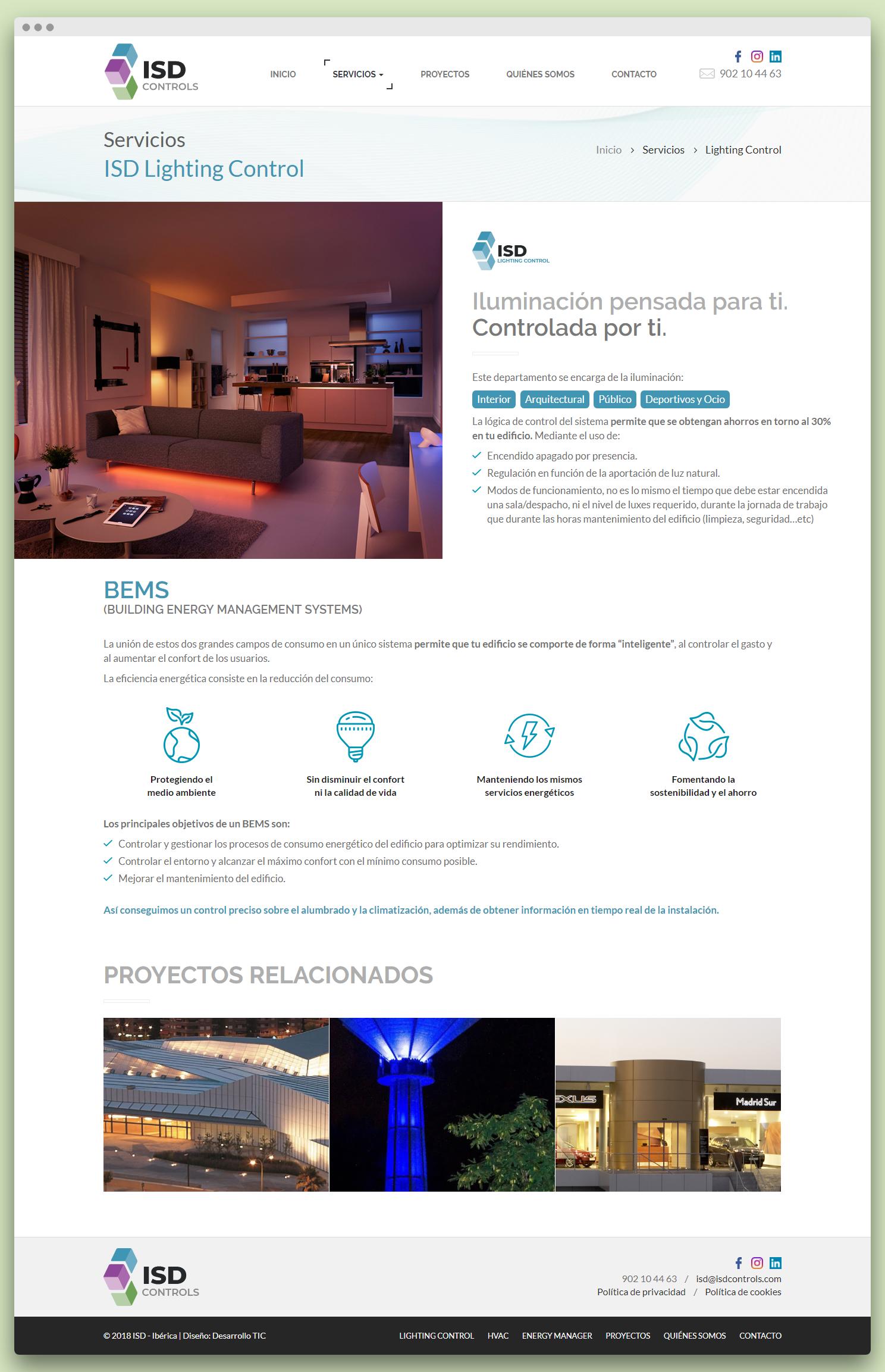 Imagen adicional 2 del proyecto ISD Controls