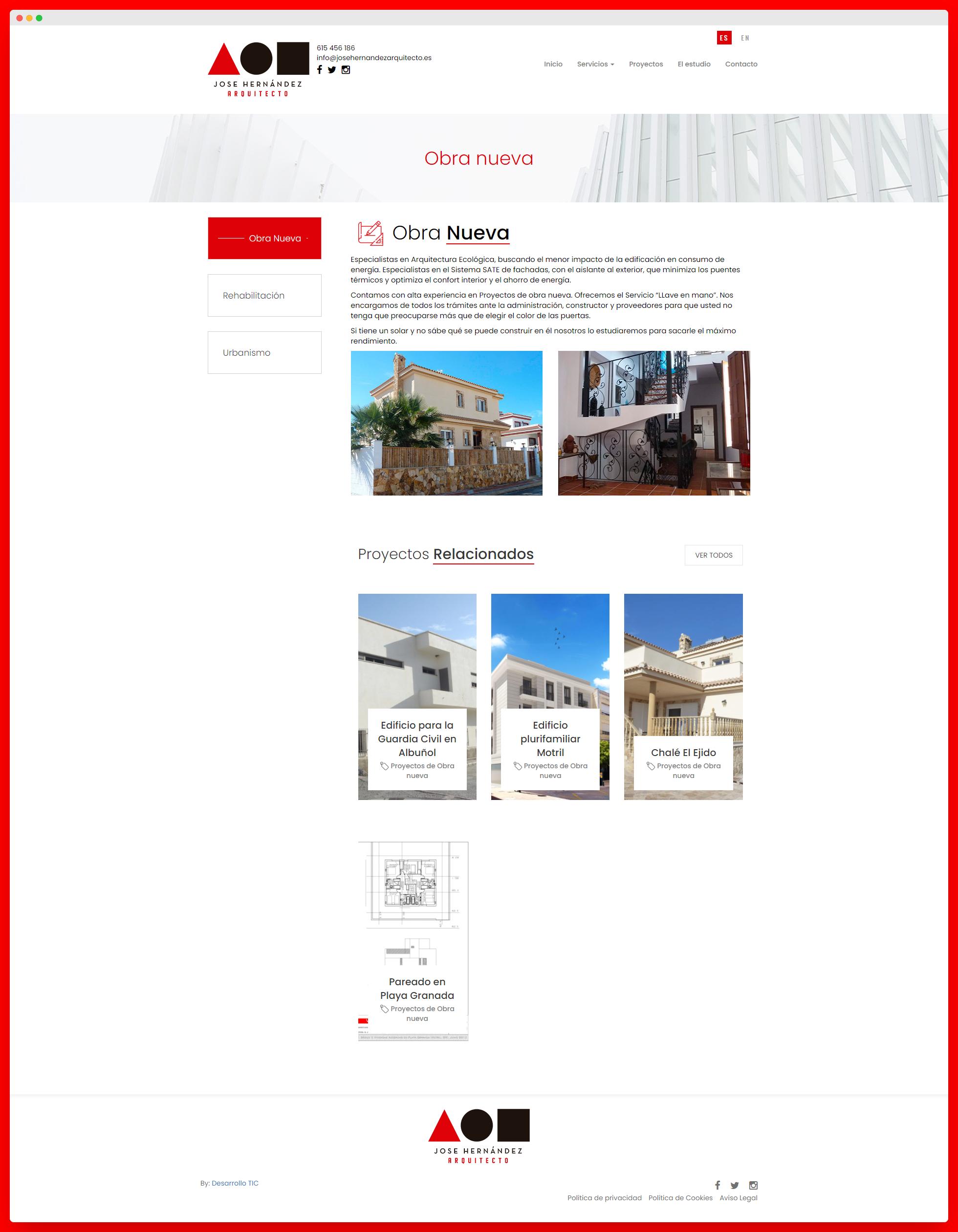 Imagen adicional 2 del proyecto Jose Hernández Arquitecto